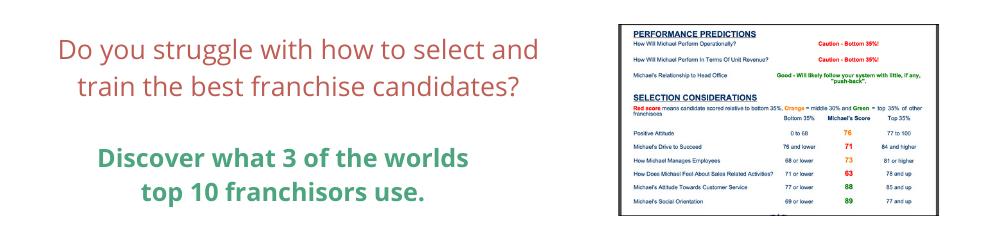 Franchise Recruitment Profiles